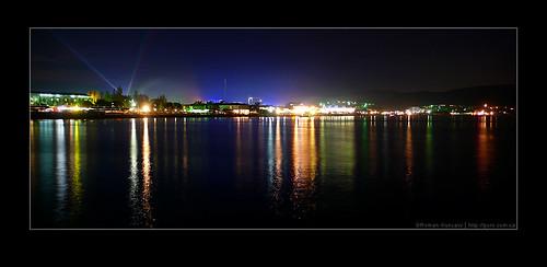 Ночной Коктебель, Крым