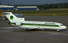 D-AHLS (Germania) (Steelhead 2010) Tags: boeing germania dus b727 dahls dreg b727100