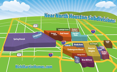 Heights Area Interactive Map HARcom