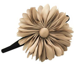 5th Avenue Tan Headbands K1 P6410-4