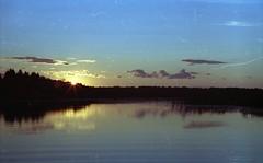 Sunset (Mike_Labutin) Tags: sunset 35mm russia    helios44   44