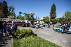 42nd_Brandon_Accident (Pye42) Tags: seattle truck washington accident police firetruck westseattle vehicle seattlepolice spd sfd seattlefiredepartment