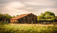 Skull-Valley-7529 (Michael-Wilson) Tags: wood old arizona metal clouds barn rural meadow az americana tinroof corral michaelwilson skullvalley