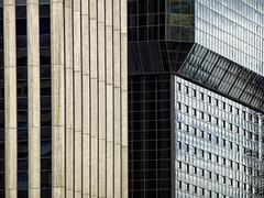 18th St. Denver, Colorado (seanmugs) Tags: architecture denver minimal denvercolorado arcotower mcibuilding denvermarriottcitycenter jacobsbuilding 70717thstreet 63317thstreet firstinterstatetowernorth