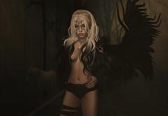 SLR #467 (Will Blog for Faves! =D) Tags: truth theannex zenith tabou maitreya slink catwa deathrowdesigns nantra fantasygachacarnival gachagarden atelierpepe