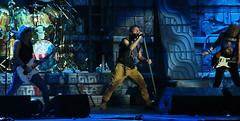 Iron Maiden - Fortaleza 2016 (Christine Leo) Tags: brazil trooper brasil bruce number cear beast nordeste dickinson fotaleza castelo donzela