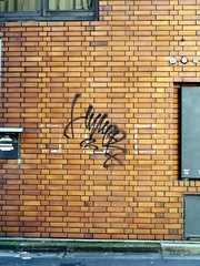 Graffiti in Tokyo 2014 (kami68k []) Tags: graffiti tokyo tag humor tags illegal tagging bombing handstyles 2014 handstyle