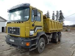 MAN Kipper (Vehicle Tim) Tags: man truck kipper bau fahrzeug lkw f2000