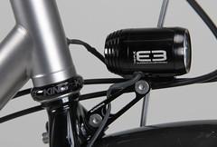 Firefly_Chris-King_Headlight (Cycle Monkey USA) Tags: commuter biketowork titanium firefly dynamo rohloff bikelife rohloffspeedhub supercommuter