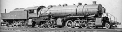Erie Railroad # 2603 steam locomotive (Baldwin 2-8-8-8-2) (James St. John) Tags: railroad engine steam engines works locomotive erie baldwin locomotives p1 triplex 2603 28882