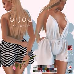 .BcIBiBianRomper-2 (BijankRau   [ photograp'r model.]) Tags: eve classic fashion shopping blog bijou blogging tonic couture tmp regular romper maitreya bibian slink lowprice
