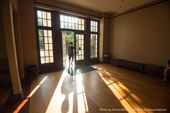 Week in Photos - 04 (Ole Miss - University of Mississippi) Tags: 2016 skb2831 students class change classchange brevard sunlight window door backlit silhouette university ms usa