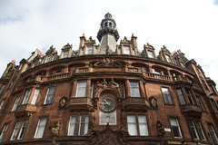 Charing Cross Mansions (itmpa) Tags: sculpture clock stone canon scotland carved glasgow nophotoshop elevation charingcross tenement listed burnet unedited 6d 1891 straightfromthecamera charingcrossmansions jjburnet canon6d tomparnell johnjamesburnet categorya itmpa archhist