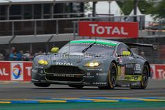 #98, Aston Martin Vantage, (the mountersphotography) Tags: france maine 98 lemans fra mathiaslauda astonmartinvantage pedrolamy astonmartinracing drivenbypauldallalana 05062016 24heuresdumanstestday