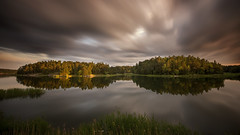 Swedish Summer (szefi) Tags: canon clouds cloudporn sverige roslagen sweden scandinavia landscape nature tripod sigma 1020