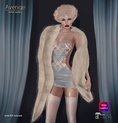 Sweet Dream ([Avenge]) Tags: avenge avengeappliers sexylingerie vintagefair vintagelingerie lingerie secondlife secondlifeskin sexybody sexygirl