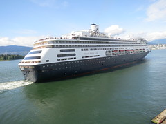 IMG_2662 (sevargmt) Tags: vancouver british colombia bc canada cruise ncl norwegian pearl may 2016 downtown place holland america volendam ship