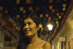 So Joo no Maranho (Mandy Aramaki) Tags: luz mulher centro noite luzes so joo lus luminria histrico bandeirinhas reviver