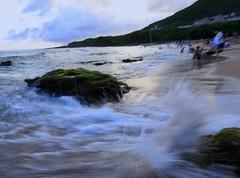 sea (JackTu007) Tags: sea summer beach wave kenting