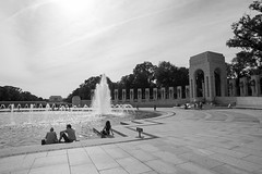 untitled (robwiddowson) Tags: city blackandwhite monument america photography photo dc washington memorial war image capital picture landmark capitol photograph robertwiddowson