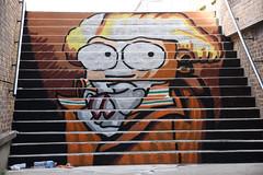 Maximilien de Robespierre (HBA_JIJO) Tags: urban streetart france color art wall painting artist spray peinture mur vitry anamorphose avataar vitrysurseine charactere paris94