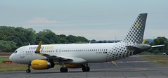Airbus A320: 6571 EC-MFM A320-232(WL) Vueling Newcastle Airport (emdjt42) Tags: a320 newcastleairport vueling ecmfm