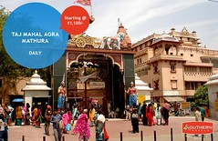 Agra Mathura Tour Package @ Just 1100. (southerntravelsindia123) Tags: agra mathura tourpackage travel holiday