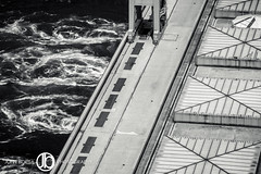 Wet and Dry (JohnBorsaPhoto) Tags: plant canada electric america project river power dam united border canadian niagara hydro gorge states hydroelectric newyorkstatepowerauthority
