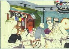 Beirut cafe (bogema) Tags: cafe beirut saintpetersburg