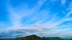 The Summer Sky (somazeon) Tags: tottori japan sky summer cloud windmill