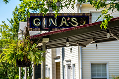 GINA'S (-gregg-) Tags: ginas restaurant st michaels maryland