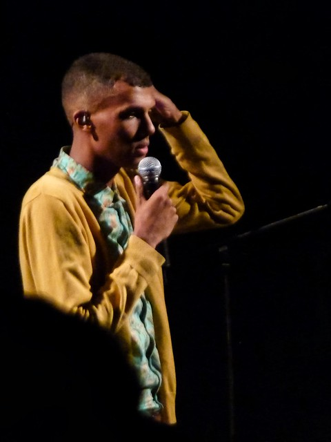 Stromae - Trabendo Intersession - Le Trabendo, Paris (2013)