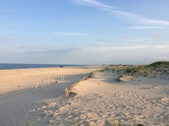 Near Rehobeth Beach, DE (Jeremy-R-Michael) Tags: beach sand water sanddunes ocean delaware dusk atlantic