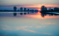 Sun is up, finally (Ingeborg Ruyken) Tags: 2016 500pxs empel maas beach clouds dawn dropbox flickr lente may mei morning natuurfotografie ochtend river rivier spring strand sunrise verlaten wolken zonsopkomst