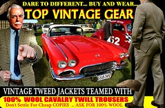 Vintage Top Gear Cars  retro Part 2 .3 (80s Muslc Rocks) Tags: tie tweed tweedjacketphotos tweedjacket tweeds trousers twill classic canon clothing christchurch car cars coat cavalry cavalrytwill carshow cavalrytwilltrousersmadefrom100wool cavalrytwilltrousers dunedin driving vintage vehicle vintagemetal vehicles veteran veterans vintagecar oldschool old retro rotorua race rally auckland wellington hastings hamilton houndstooth houndstoothjacket harris blazer blokes gentleman guys invercargill iconic nz newzealand nelson napier northisland 1980s 1970s camera fashion outdoor countrytweed 100wool menswear mens man corvette 1960s vette american sportscar redcorvette madeinusa