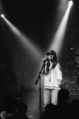 Tara Thompson - July 23, 2016 - Hard Rock Hotel & Casino Sioux City