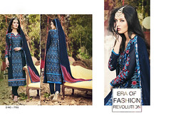 D No. 7703 (Libas B2B) Tags: georgette digital print salwarkameez