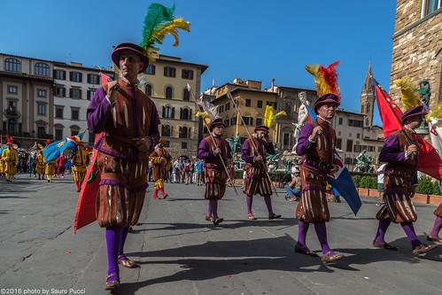 Corteo Storico Firenze 2016