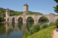 Valentre bridge (andreytfc) Tags: valentre bridge cahors