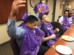 Relay For Life Fundraiser - Pie Eating Contest