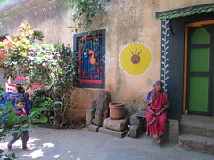 IMG_7519 (mohandep) Tags: families bangalore festivals children anjana kavya kalyan