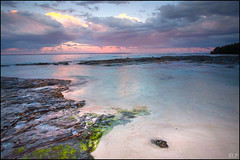 Across to Perpendicular Point (katepedley) Tags: new south wales newsouthwales nsw australia canon 5d 1740mm polariser huskisson jervis bay coast shoalhaven