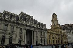"Santiago: la Plaza de Armas <a style=""margin-left:10px; font-size:0.8em;"" href=""http://www.flickr.com/photos/127723101@N04/29992101730/"" target=""_blank"">@flickr</a>"