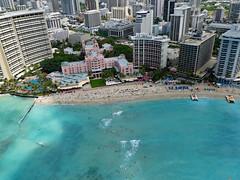 (Mitchell Lafrance) Tags: 2016 vacation travel holiday hawaii oahu helicopter waikikibeach royalhawaiianhotel