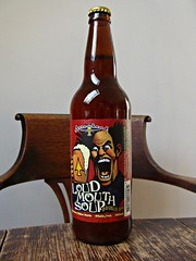 Loud Mouth Soup IPA (knightbefore_99) Tags: tasty delicious food arrowhead brewing loud mouth soup beer cerveza pivo bottle craft ipa india pale ale