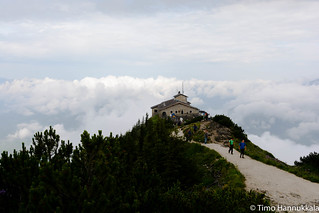 Kehlsteinhaus (The Eagle's nest)