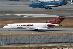 Transmile Air Services (TH/TSE) / 727-2F2Adv(F) / 9M-TGB / 11-03-2010 / HKG (Mohit Purswani) Tags: hongkong aircraft aviation planes airlines 75300 th hkg spotting tse clk canon75300 727 trijet planespotting cheklapkok hkia commercialaviation airlinersnet hongkongsar 727200 civilaviation hongkonginternationalairport aircargo classicaircraft 727200f cheklapkokairport aviationphotography jetphotosnet jetphotos 400d vhhh canon400d 727f 722f transmile transmileairservices 727200adv shalowan narrowbody 727200advf 9mtgb narrowbodyaircraft ahkgap mohitpurswani rayaairways