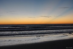 (mcoffincocoa2002) Tags: beach sunrise brevardcounty