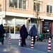In de straten van Den Haag