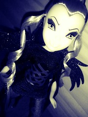 Icy , Queen of Ice. (winxboycollecter) Tags: ice club toys doll witch trix evil queen icy witty winx of